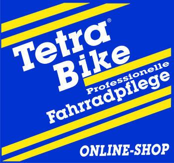 Tetra-Bike: Professionelle Fahrradpflege. Schmiermittel, Reinigungsmittel.